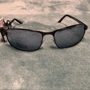 NWT! Dockers Black Sunglasses